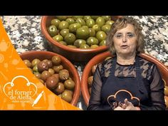 Como preparar aceitunas en casa - YouTube Cocinas Kitchen, Favorite Recipes, Fruit, Vegetables, Youtube, Food, Diy, Home, Candied Fruit