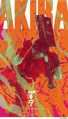 Akira by Ash Thorpe