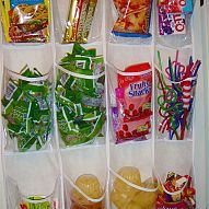 Since the pantry is behind closed doors, it's easy to constantly take… :: Hometalk