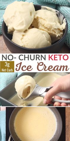 Low Carb Sweets, Low Carb Desserts, Diabetic Desserts, Healthy Desserts, Healthy Recipes, Keto Dessert Easy, Dessert Recipes, Baking Recipes, Keto Friendly Ice Cream