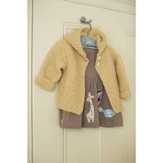 Favorite Hoodie Pattern (Knit) - Lion Brand Yarn