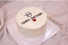 Birthday Cake Decorating Ideas For Men Recipe 53 Ideas Birthday Cakes For Men, Cake Birthday, Gorgeous Cakes, Amazing Cakes, Korea Cake, Korean Birthday, Birthday Cake Decorating, Man Food, Cute Cakes