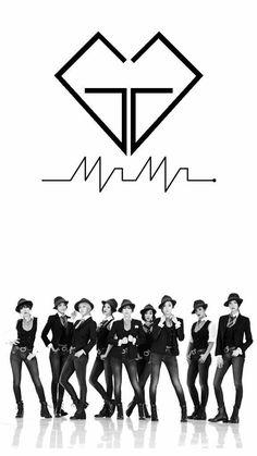 Girls' Generation SNSD Mr Mr OT9 Lockscreen Phone Wallpaper