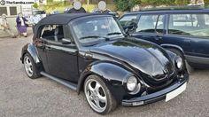 Volkswagon Van, Volkswagen, Beetle Convertible, Vw Beetles, Slammed, Cars And Motorcycles, Bugs, Porsche, German