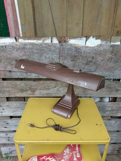 vintage industrial antique desk lamp art deco art specialty co chi drafting lamp
