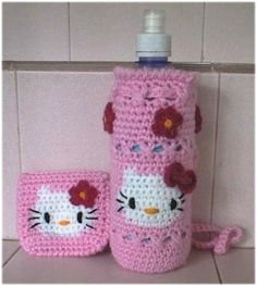 hello kitty crochet bag - Google Search