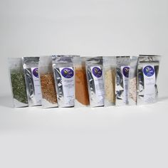 Carefully crafted spice blends designed to enhance flavor to your cooking.