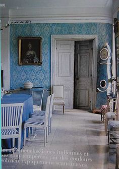 Belgian Pearls: Lars Sjöberg and his Swedish manor Ekensberg Swedish Decor, Swedish Style, Swedish Design, Nordic Style, Scandi Style, Swedish Interiors, Scandinavian Interior Design, Scandinavian Design, Interior Garden