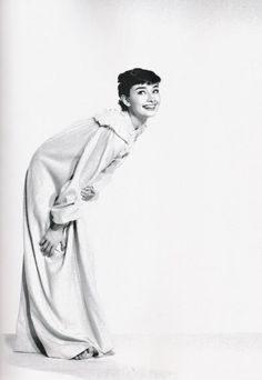 """""""I love people who make me laugh. I honestly think it's the thing I like most, to laugh. It cures a multitude of ills. It's probably the most important thing in a person."""" ― Audrey Hepburn"""