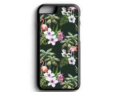 Check out iPhone Case Tropical Flamingo Palm Trees Floral For iPhone 4, iPhone 5, iPhone 5c, iPhone 6, iPhone 6 Plus with FREE iPhone Tempered Glass* on casematicus