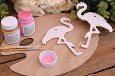 Ξύλινο Φλαμίγκο 16cm WC4-0500-01  Χρησιμοποιήστε το φλαμίγκο για να δημιουργήσετε πρωτότυπες μπομπονιέρες ή διάφορες χειροτεχνίες,για να στολίσετε τη λαμπάδα και το κουτί της βάπτισης, το τραπέζι των ευχών και το candy buffet.