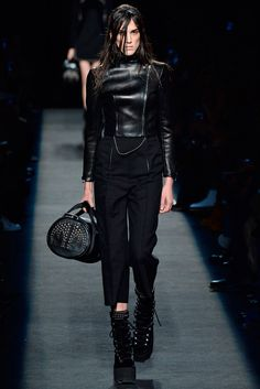Alexander Wang Fall 2015 Ready-to-Wear Fashion Show - Astrid Holler (IMG)