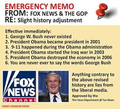 """New directive from Fox """"News"""""""