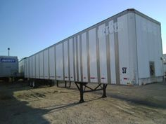 1994 Wabash Duraplates - Van Trailer in Dallas Heavy Equipment For Sale, Heavy Truck, Great Ads, Trailers For Sale, Tractors, Dallas, Van, Trucks, Photo And Video