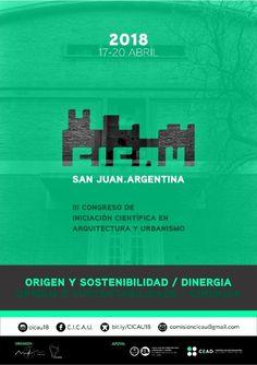 III CICAU 2018: Terceiro Congresso de Iniciação Científica em Arquitetura e Urbanismo