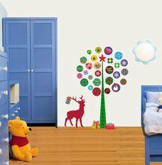 Wall Christmas Tree - Alternative Christmas Tree Ideas_04