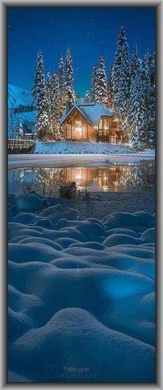 Yoho National Park Canada #winter snow usa america forest wood lake reflection mirror ice mountain amazing  #by facebook.com  --- www.pinterest.com/pin/AUycRXobXHJkqZZGPPNk0gSWX1FAWL00fMq9RBVzuYD313vB_4ALA28/