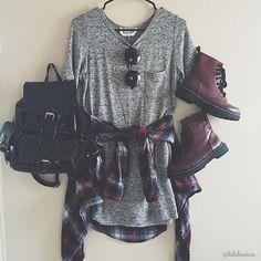 outfits invierno/otoño