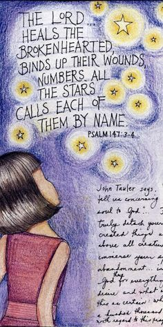 Gorgeous Bible verse artwork on this site.