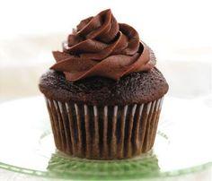 Cupcakes au chocolat, recette sur Gourmetpedia, la référence des gourmets…