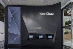 Schueco   D'art Design Gruppe   BAU 2013.