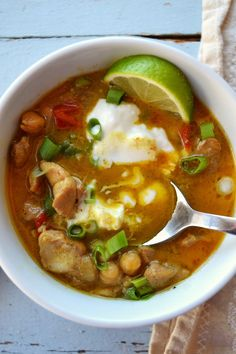 Family Feedbag: Coconut curry chicken soup + Philips Multicooker giveaway!