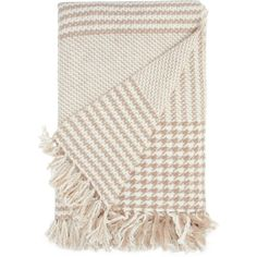 Cashmere Prince of Wales Throw