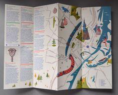 Matt Chase: Herb Lester Copenhagen Map