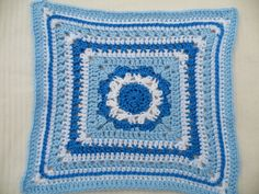 Ravelry: Maryfairy's Jubilee Square Oct 2011 BAMCAL