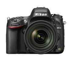 Nikon Россия - Цифровые фотокамеры - Зеркальные - Любительские - D610 - Цифровые фотокамеры, D-SLR, COOLPIX, Объективы NIKKOR