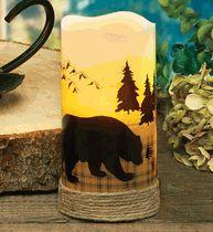 Bear LED Candle