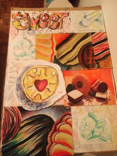 @emerson00art food project