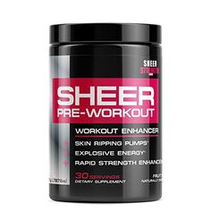 Sheer NATURAL Pre Workout Supplement, No Jitters/Crash, Science-Backed Formula For The Most Satisfying and Productive Workouts Of Your Life, 30 Servings, Fruit Punch ( Packaging may vary ) * You can find more details by visiting the image link. Natural Pre Workout, Crossfit Diet, Pre Workout Supplement, Most Satisfying, Fruit Punch, Science, Life, Workouts, Image Link
