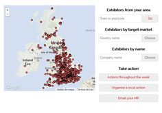 UK arms trade mapped [Interactive]