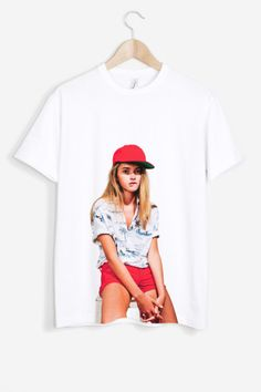 """""""The Blond"""" tee"""