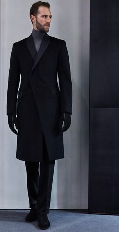 Fashion Week Hommes, Mens Fashion Week, Mens Fashion Suits, Latest Mens Fashion, Winter Fashion, Fashion Menswear, Mode Masculine, Style Costume Homme, Style Noir