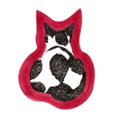 Bıyık No.1 | Cat Illustrations Basak Kilicbeyli
