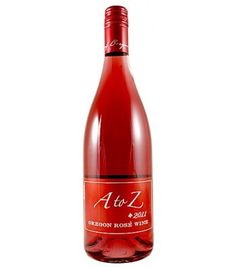 """A To Z Rose 2012 """"this Beautiful Pink/magenta Rose Is Made Entirely Of Sangiovese Grapes Harvested From Del Rio Vineyard In Southern Oregon. Buy Wine Online, Wine Cheese, Cabernet Sauvignon, Pinot Noir, Fine Wine, Inu, Summer Drinks, Wine Recipes, Magenta"""
