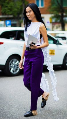 7 Fresh Outfit Ideas That Will Kick You Out of Your Summer Rut. Jarní  OblečeníPracovní ... ea242ab915