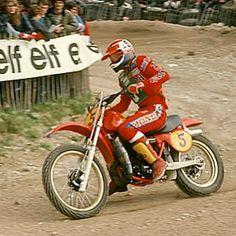 Andre Malherbe Honda 500