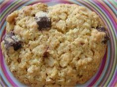 Recette de Cookies aux flocons d'avoine : la recette facile