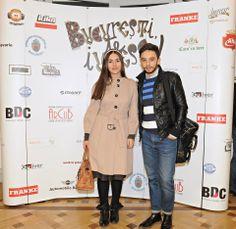 Bucharest, I love You screening - Ioana Voicu and Claudiu Enescu, www.mauvert.com Bucharest, Love You, My Love, Beautiful People, Coat, Jackets, Fashion, Down Jackets, Moda