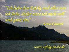 Erfolgszitat von Ernst Crameri Ernst Crameri  Schweizer Geschäftsmann und Schriftsteller (06.10.1959 - 06.10.2069)  Statement Ernst Crameri... (http://prg.li/m/216191)