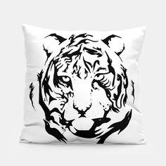Wild Tiger - Cojín/Pillow - Cómprala aquí/Buy it here - https://liveheroes.com/es/product/show/152229