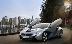 BMW i8 pricing comes as no surprise for the fans of the electric Bavarian unit due to the use of many improvements and top notch technologies.