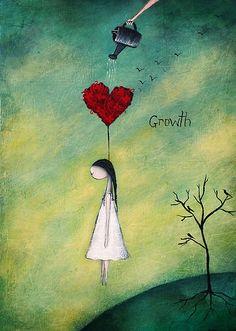 """Growth"" by Amanda Cass"
