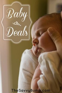 If you're expecting or have a little one, these baby deals will save you LOTS of money!