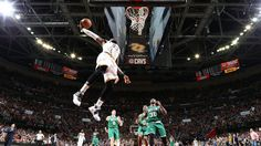 LeBron James misses dunk in Game 4, just like Michael Jordan did in 1992 playoffs — The Undefeated