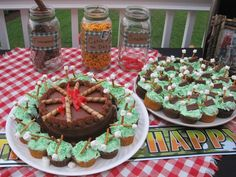 party ideas bonfire birthday   Birthday Party Ideas