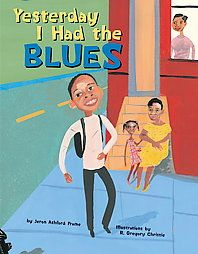 Yesterday I Had the Blues: Inferring + Poetry